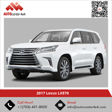 2017 New Lexus LX570 - Luxury SUV for Sale