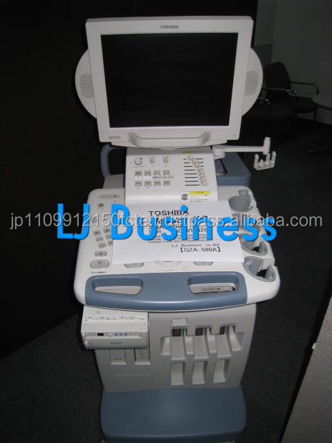 Functional high quality used ultrasound scanner in good condition