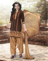 Cotton Patiala hevy work style for me