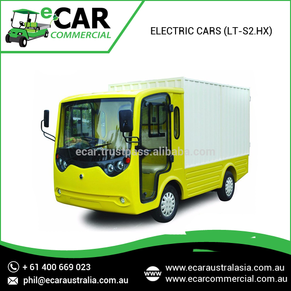 Ecar - 2 Seats Battery Operated Electric Vehicle LT-S2.Hx