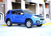 Body kits DUBAI style for CHEVROLET TRAILBLAZER MY13-16 full set (3pcs)