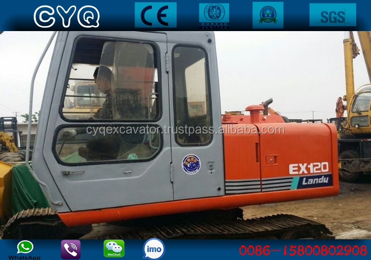 Used Hitachi EX120 excavator (Hitachi EX120-1) for sale