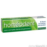 Boiron Homeodent Toothpaste 3 Flavours 75 ml Anise - Chlorophyll - Lemon