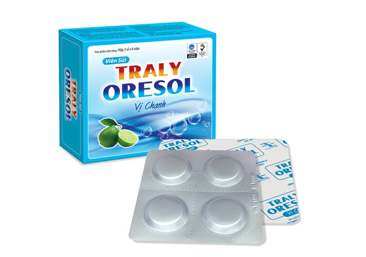 TRALY ORESOL TL- Food supplement from Viet Nam, Rehydration and electrolyte, Supplement vitamins, good for health-