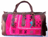 Fabulous Handmade Genuine Leather Weekender and Travel Bag