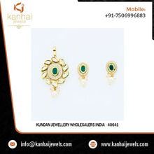 Kundan Jewellery Wholesalers India