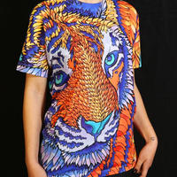 3D Men Sublimation T Shirt Custom