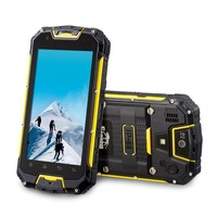 rugged phone 3G mobile phone with wireless charger IP68 smartphone android 4.2 MTK6589 quad core phone GPS WIFI BT