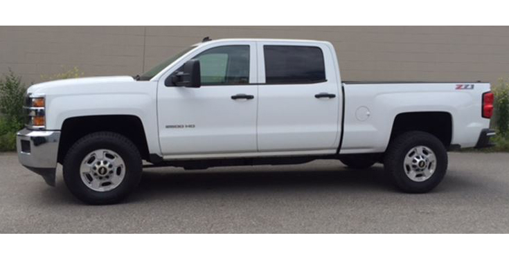 Used 2015 Chevrolet Silverado 2500 LT 6.0L USA/Canada PickUp Trucks