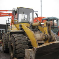 Japan original WA380 wheel loader, no paniting, 100% original