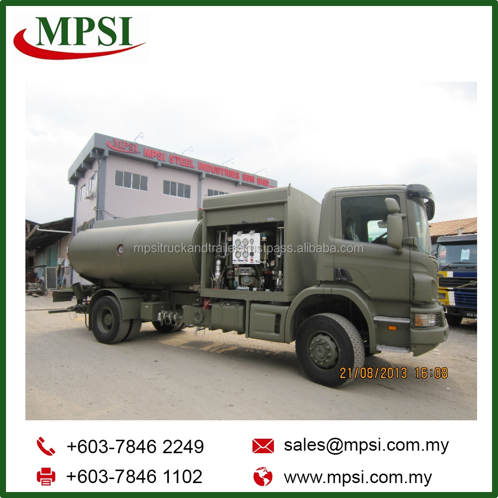 Aircraft Refueler and Refuelling Trucks from Aviation