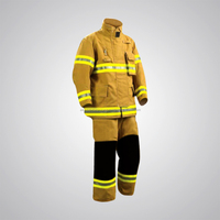 Fireman Suit from UK(Bulldozer) Fire Brigade Silk Screen Printing 100% Cotton Al Baqeh Building Material