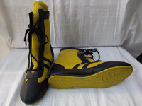 Boxing Shoes | Real Leather | PU Leather | PVC Leather | Mesh | Leatherette