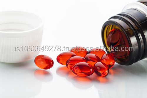Best Selling Dietary Supplement 500mg Capsules Wholesale KRILL OIL