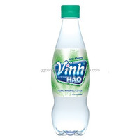 Vinh Hao Mineral Gaz Water 500ml/ Pure Water/ Beverage