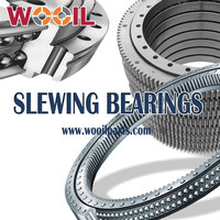 HEAVY EQUIPMENT PARTS(SLEWING BEARING/SWING BEARING) EXCAVATOR SPARE PARTS