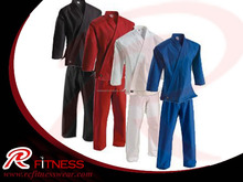 High quality custom made adult karate clothing / karate uniform wholesale / Martial Arts Karate Clothing