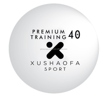 Xushaofa Premium Training, table tennis practice balls