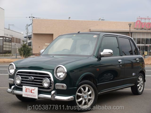 Reasonable and Popular auction used cars for sale at reasonable prices Mira Gino mini-light special 2003