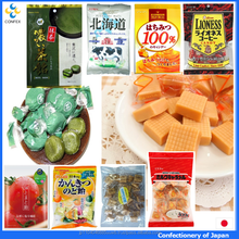 Various types and Flavorful mint brands confectionery with many products made in Japan