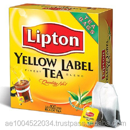 Quality Lipton Yellow Label Tea