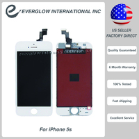 US SELLER High Quality AAA+ Factory Direct LCD Screen with Digitizer for iPhone 5s, for iPhone5s lcd