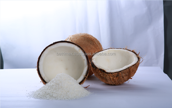 DESICCATED COCONUT - HIGH FAT
