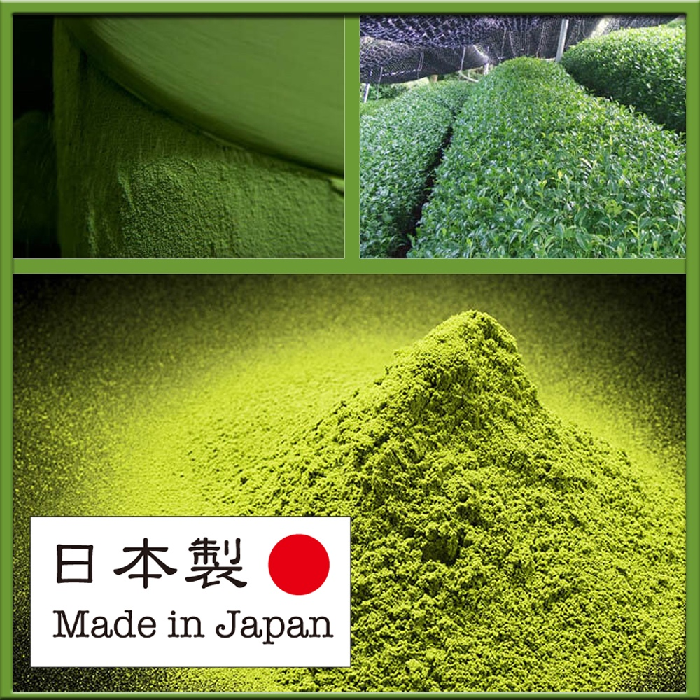 safe and pure matcha green tea The Matcha with multi-purpose made in Japan