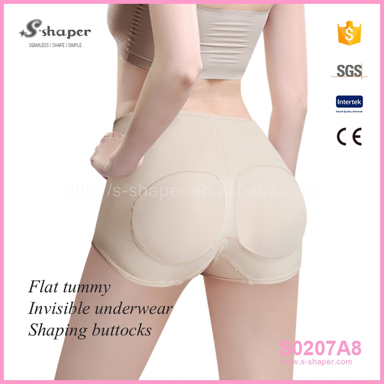 S-SHAPER Butt Lift Shapers Corset Butt Lifter Booty Bra Shorty S0207A8