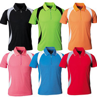 Sports Fitness Apparel Dri Fit Polo