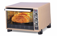 Electrical Mini Oven 36 Lt. New Model Made in Turkey