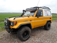 USED CARS - TOYOTA LAND CRUISER HZJ 73 PICK UP (LHD 6411 DIESEL)