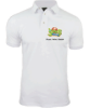 Custom Logo Printing T Shirt Back
