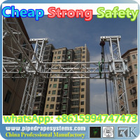 china supplier the best popular aluminum modular bolt and spigot truss stand using in 2013
