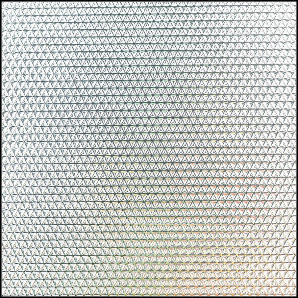 Replacement Fluorescent Round Light Cover Prismatic Ps