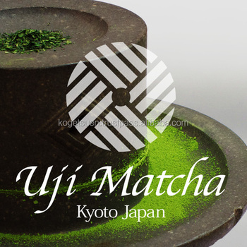 High quality mild flavor Kyoto Uji matcha instant tea powder for sweets and ice cream