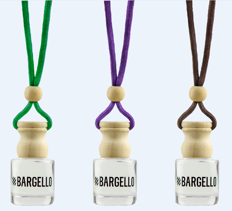 Bargello Car Air Freshener