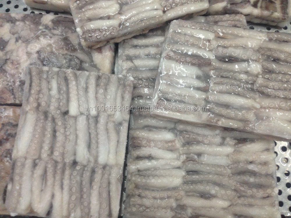 HOT PRODUCT ....FROZEN CUT POULP SQUID ALL SIZE
