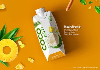 BOTTLED COCONUT WATER - COMPETITIVE PRICE