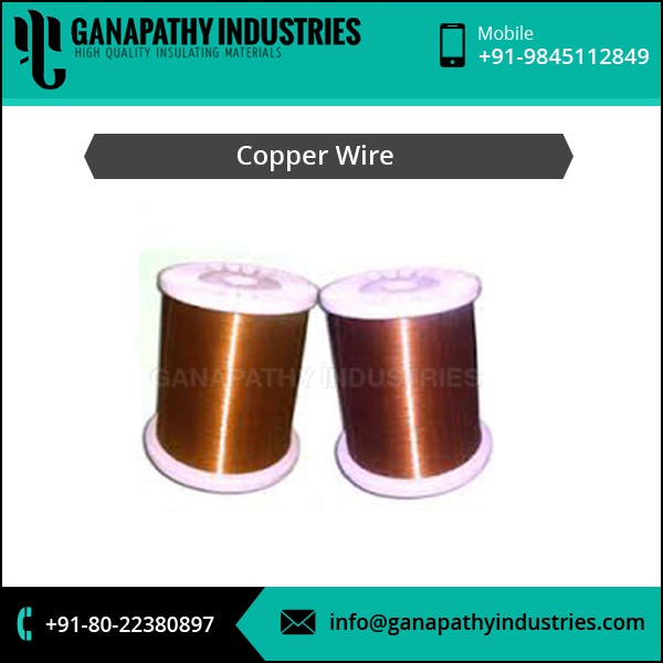 Long Lasting High Grade Copper Wire Manufacturers