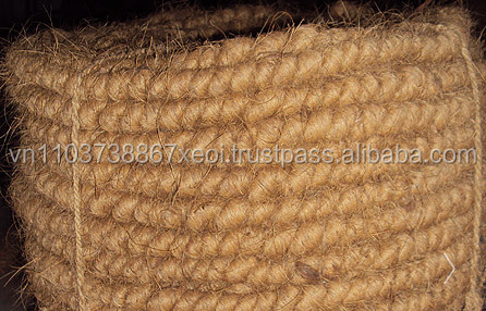 COIR ROPE/ JUTE ROPE/ TWISTED ROPE for sale sell supplier (Jolie whatsapp viber 84 98 358 7558)