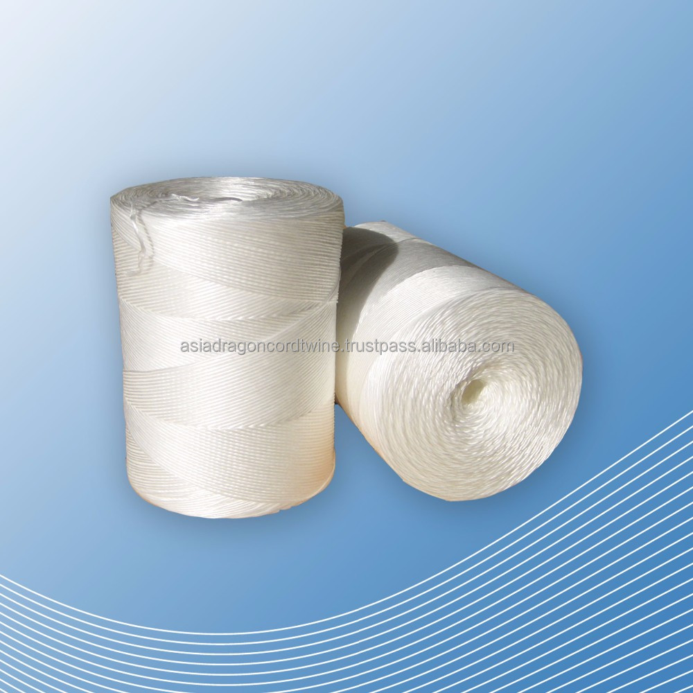 Poly Tying twine for paper packaging