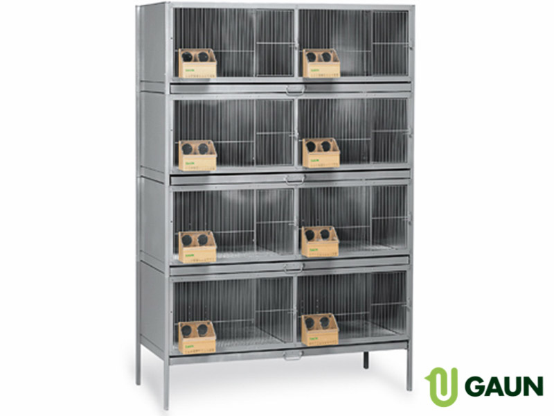 Pigeon cage 8 compartments