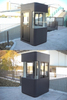 Long-lasting and High quality guard house with multiple functions made in Japan
