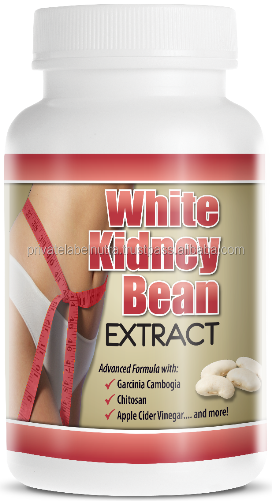 HOT NEW Diet Slimming Pills WHITE KIDNEY BEAN CAPSULES