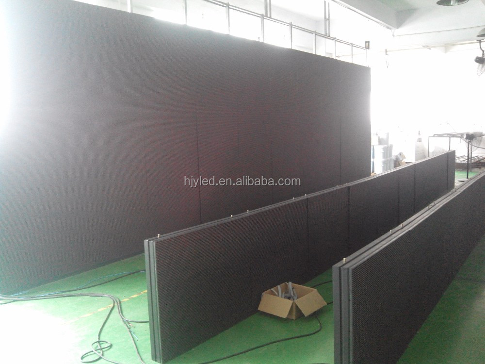 shenzhen manufacturer P8 outdoor advertising led display board