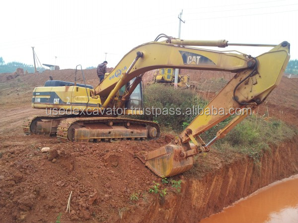 Japan made used cat excavator price 330B, factory prcie caterpillar 330B excavator for sale