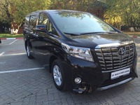 2015 NEW LHD TOYOTA ALPHARD EXECUTIVE LOUNGE