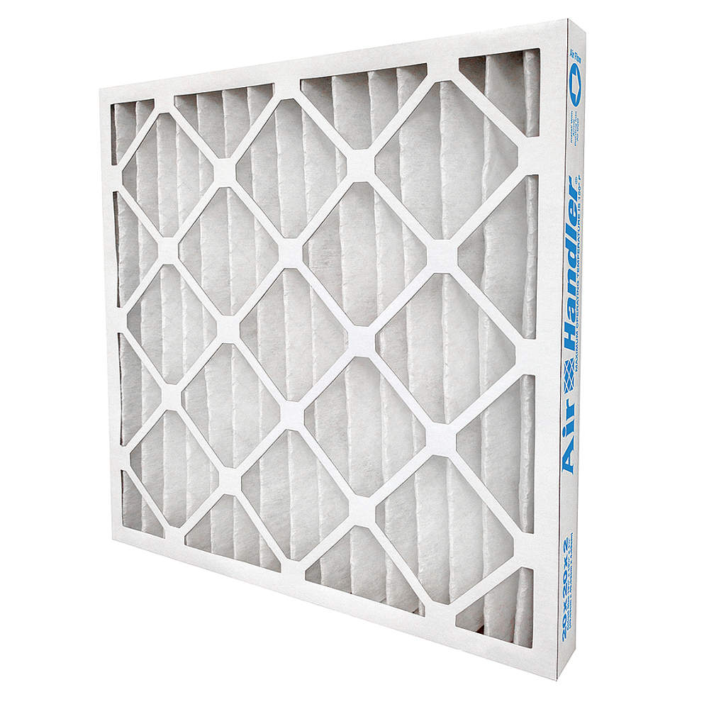 16x20x2, MERV 7, Standard Capacity Pleated Filter, Frame Included: Yes