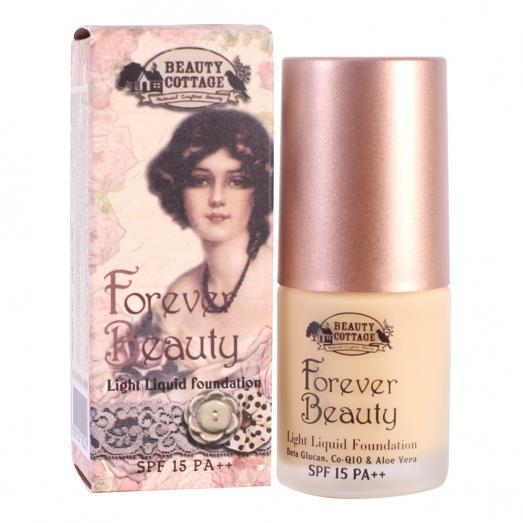 FOREVER BEAUTY LIGHT LIQUID FOUNDATION SPF 15 PA++